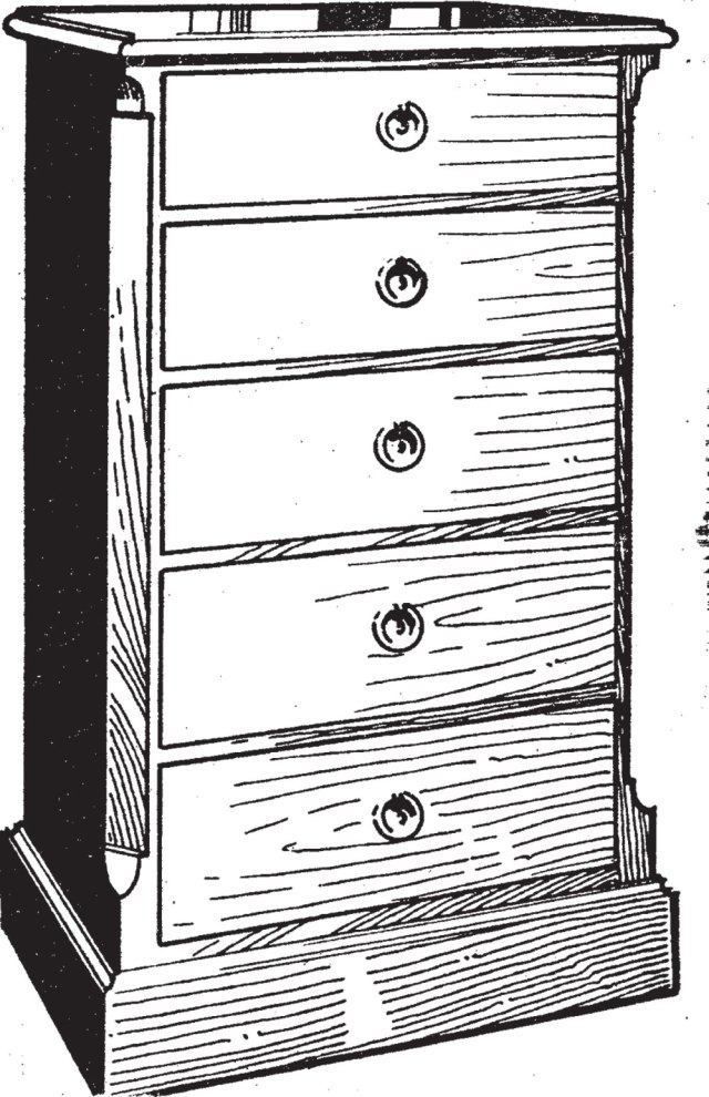 Dresser-with-wide-stopped-chamfer