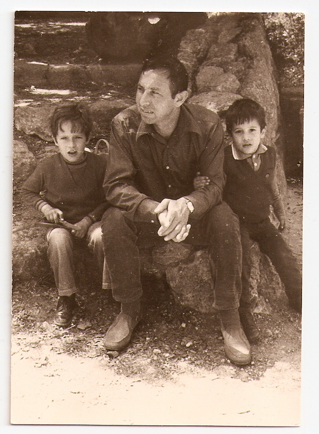 My brother, dad and me (1)