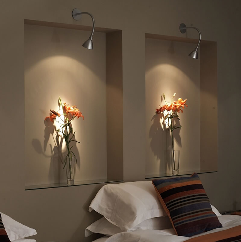 Battery Operated Spotlights Artwork