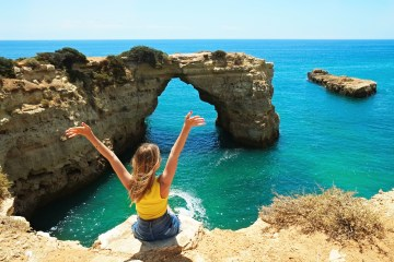 German tourism in the Algarve