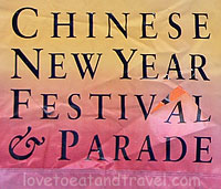 San Francisco - Chinese New Year Festival & Parade in Chinatown