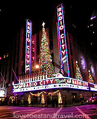 New York - Christmas at Radio City Music Hall