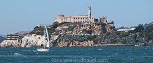 San Francisco - Alcatraz Island, SF