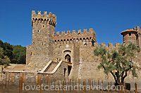 Napa Valley - Castello di Amorosa, Calistoga