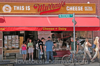 New York - Murray's Cheese Shop in Greenwich Village