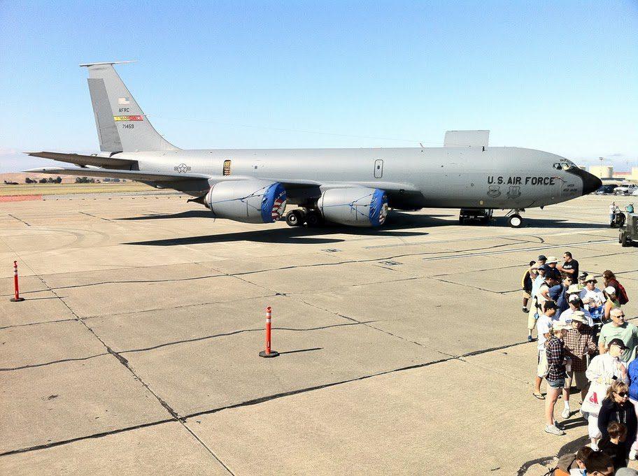 Travis Air Show - Travis Air Force Base, CA