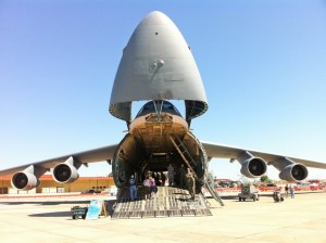 Travis Air Show - C-5B Galaxy