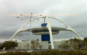 The Encounter Restaurant & Bar at LAX Airport, Los Angeles, CA