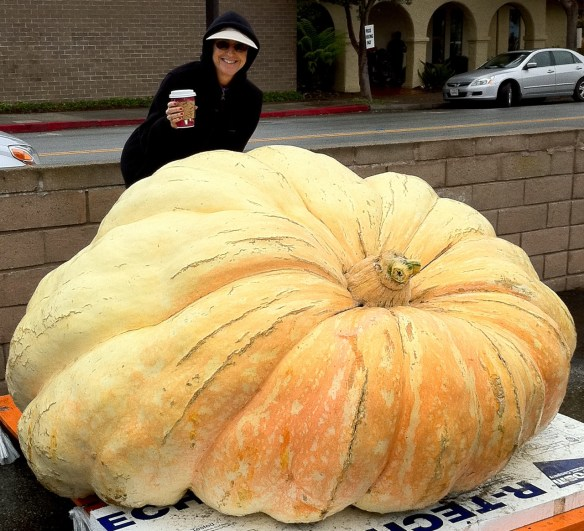 Half Moon Bay Championship Pumpkin Weigh-Off Contest for Halloween  – © LoveToEatAndTravel.com