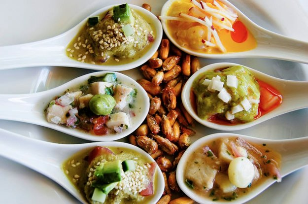 Miami Culinary Tours - Ceviche © Miami Culinary Tours