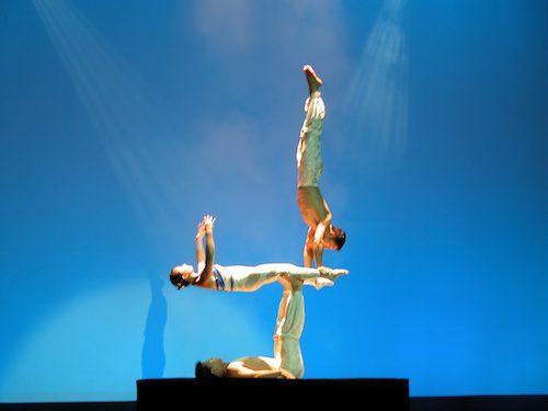 Beijing Acrobatic Show - © LoveToEatAndTravel.com