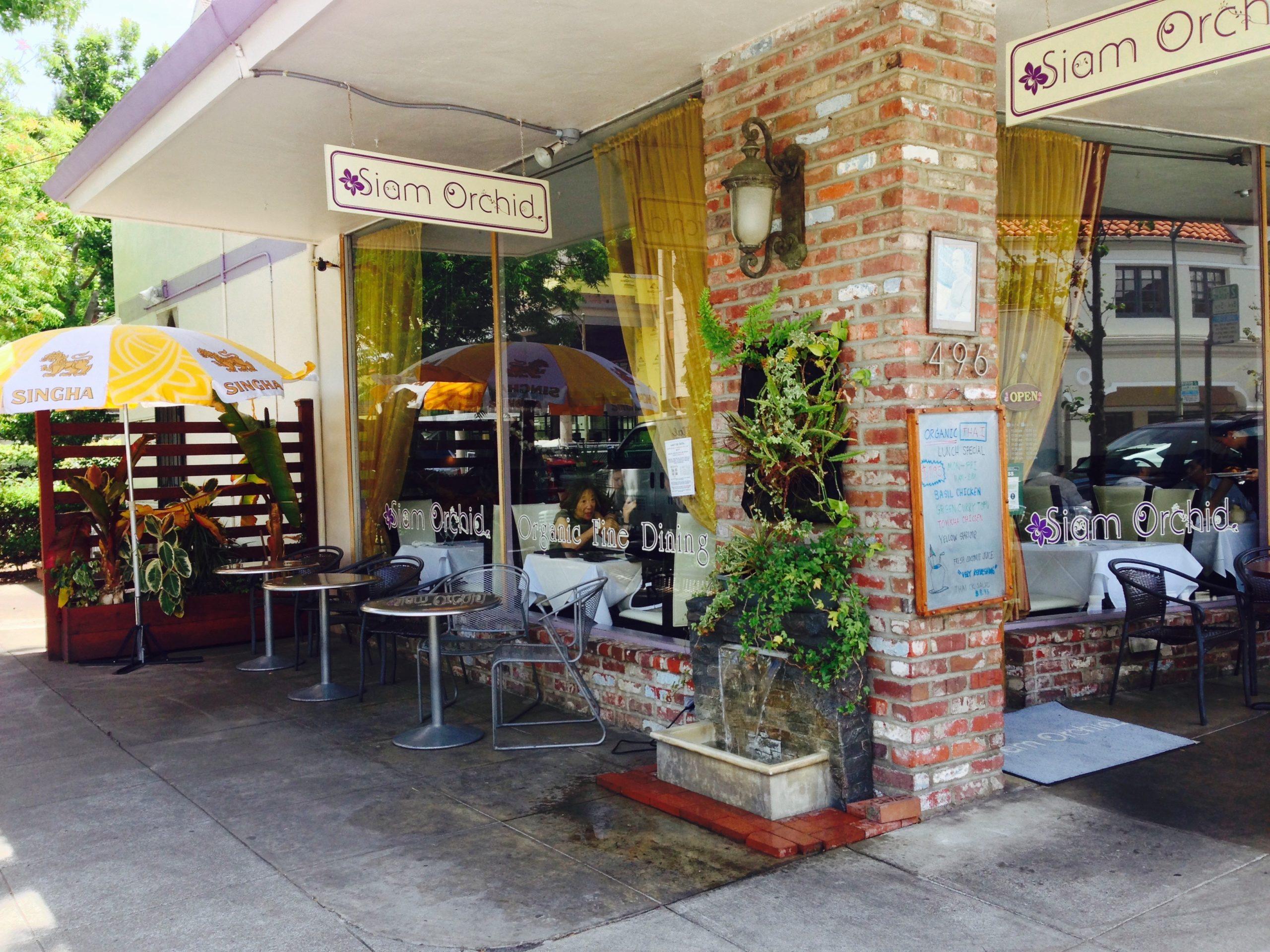 Siam Orchid Organic Thai Fusion In Palo Alto Love To