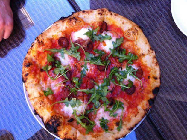 Neapolitan Margherita Pizza – © LoveToEatAndTravel.com