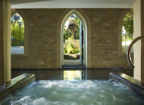 The Royal Crescent Hotel & Spa - Vitality Pool with massage jets © The Royal Crescent Hotel & Spa