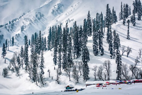 Gulmarg - photo by confused_me