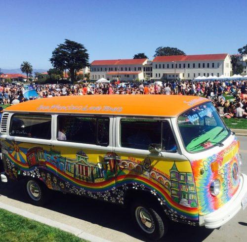 The Presidio in San Francisco © San Francisco Love Tours