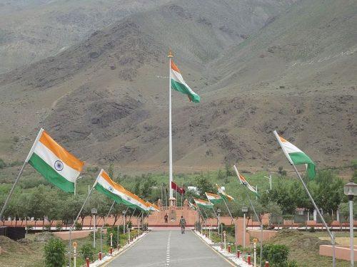 Kargil War Memorial - photo by Mail2arunjith