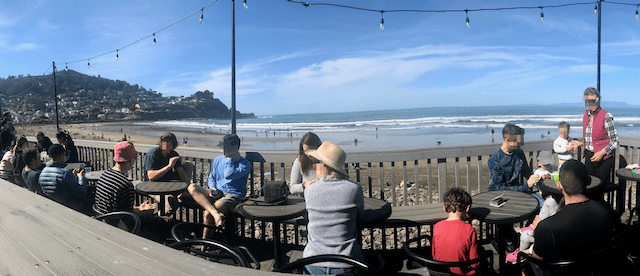 Beachfront Taco Bell, Pacifica, CA