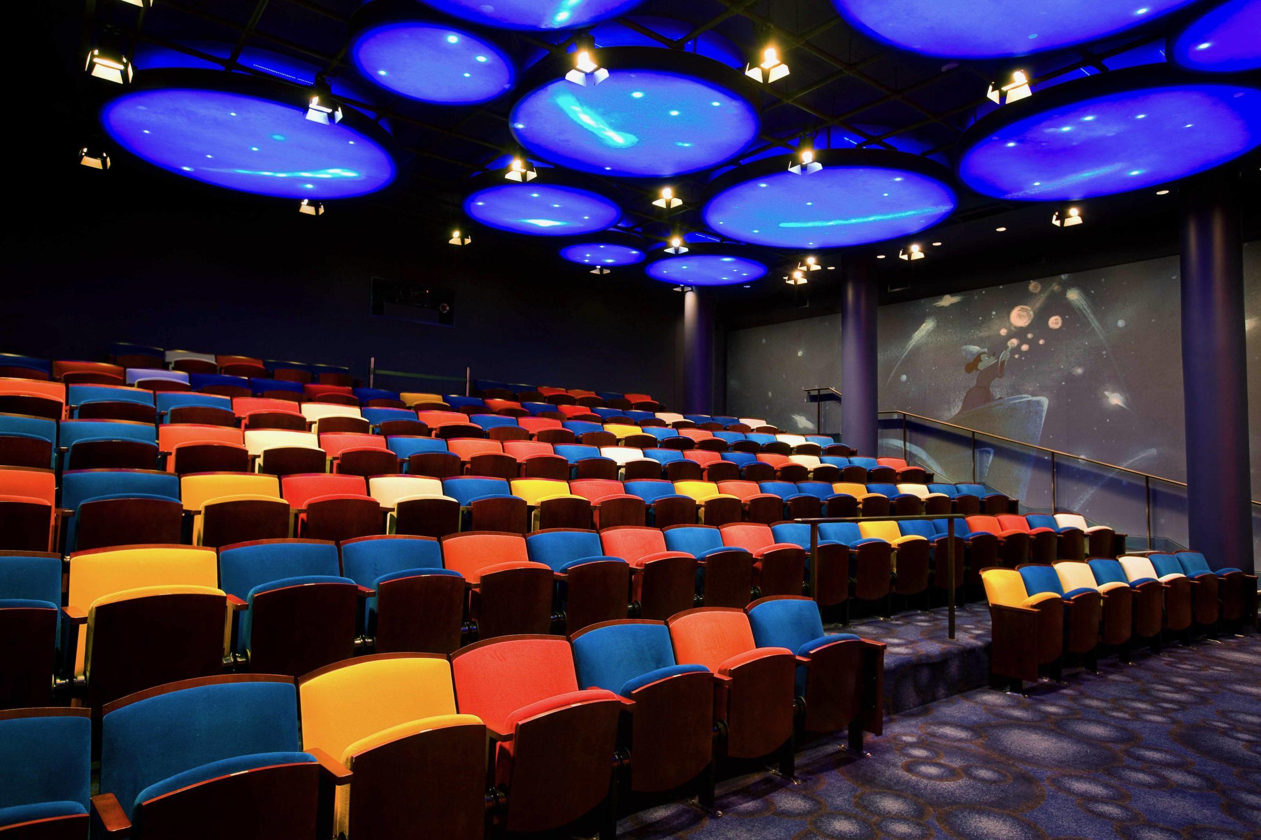 The Walt Disney Family Museum Theater, Presidio, SF