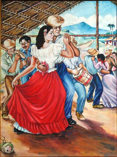 Vestimenta Tipica De Puerto Rico