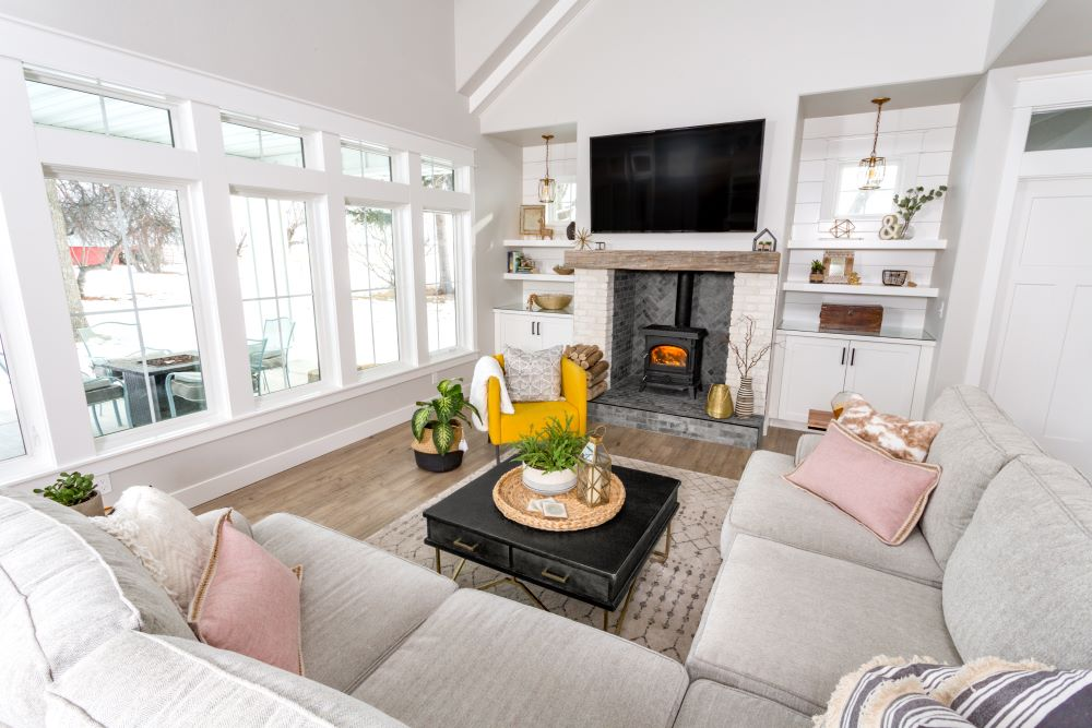 Modern Farmhouse Living Room Ideas To Transform Your Space ...