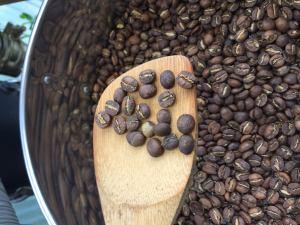 コーヒー豆の風味は?