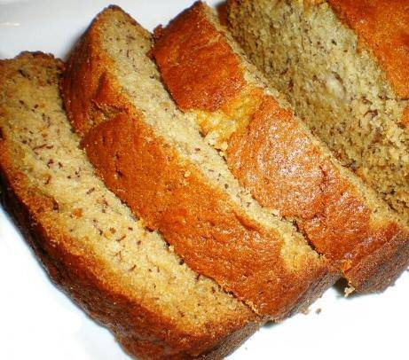 banana bread recipe - featured photo