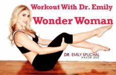 Burn body fat with this total body workout from Dr. Emily and Lucille Roberts!