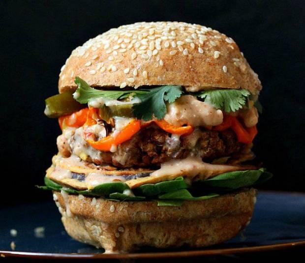 Lentil-cauliflower-burger-Sweet-potato-bake 145-002