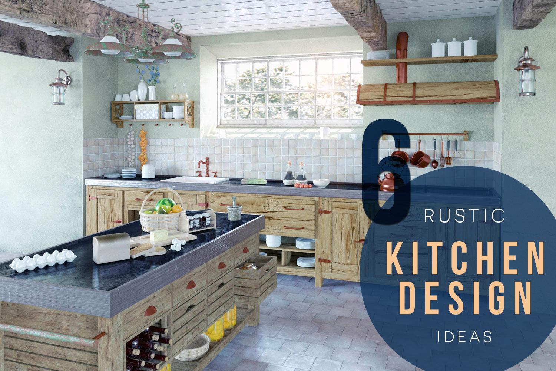 6 Rustic Kitchen Design Ideas Chicago Interior Design Blog