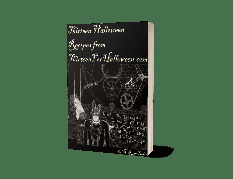 13 Halloween Recipes from ThirteenForHalloween.com