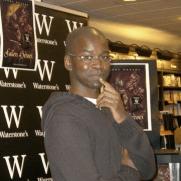 Author Barry Nugent