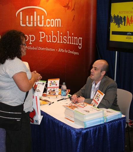 Scott Steinberg at BEA
