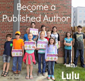 Lulu's future author group photo