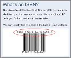 ISBN Explained
