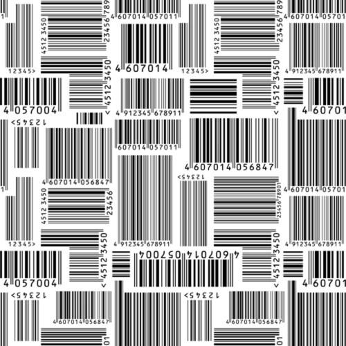ISBN bigstock-Barcodes-Seamless-vector-wall-25203968