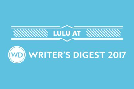 Writers Digest 2017, Lulu, Events, Authors, Publishing