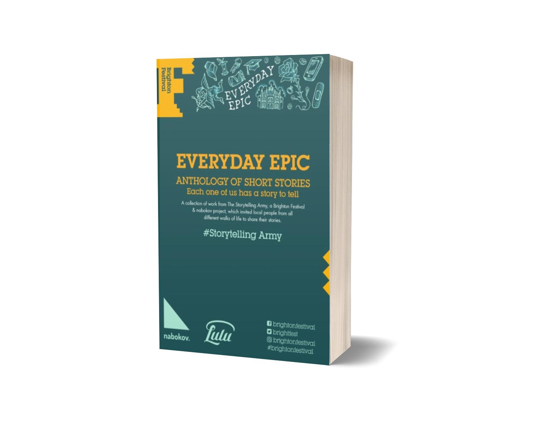 Everyday Epic Anthology of Short Stories