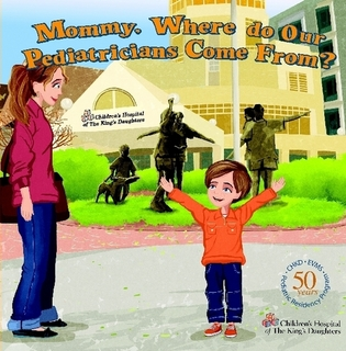Mommy, where do our Pediatricians come from?