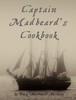 Captain Madbeard's Cookbook