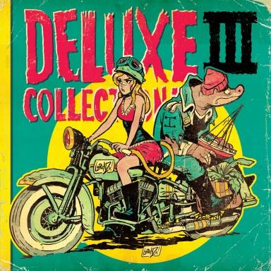 El Sketchbook Lorenzo Deluxe Collection Part 3: 2014 - 2018