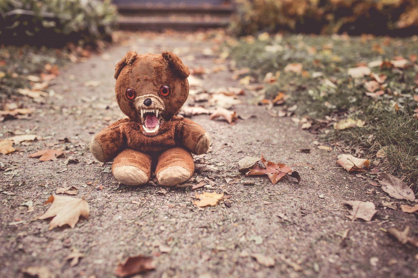 Vampire Teddybear