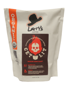 Larry's Get Lit Coffee Blend