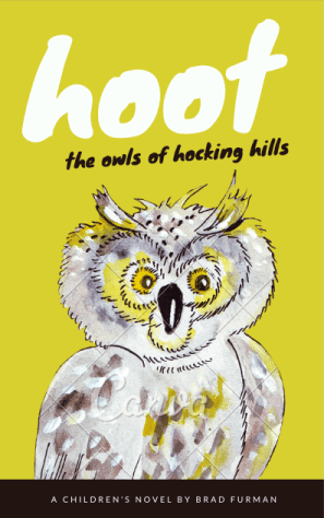 Hoot Canva Cover Template