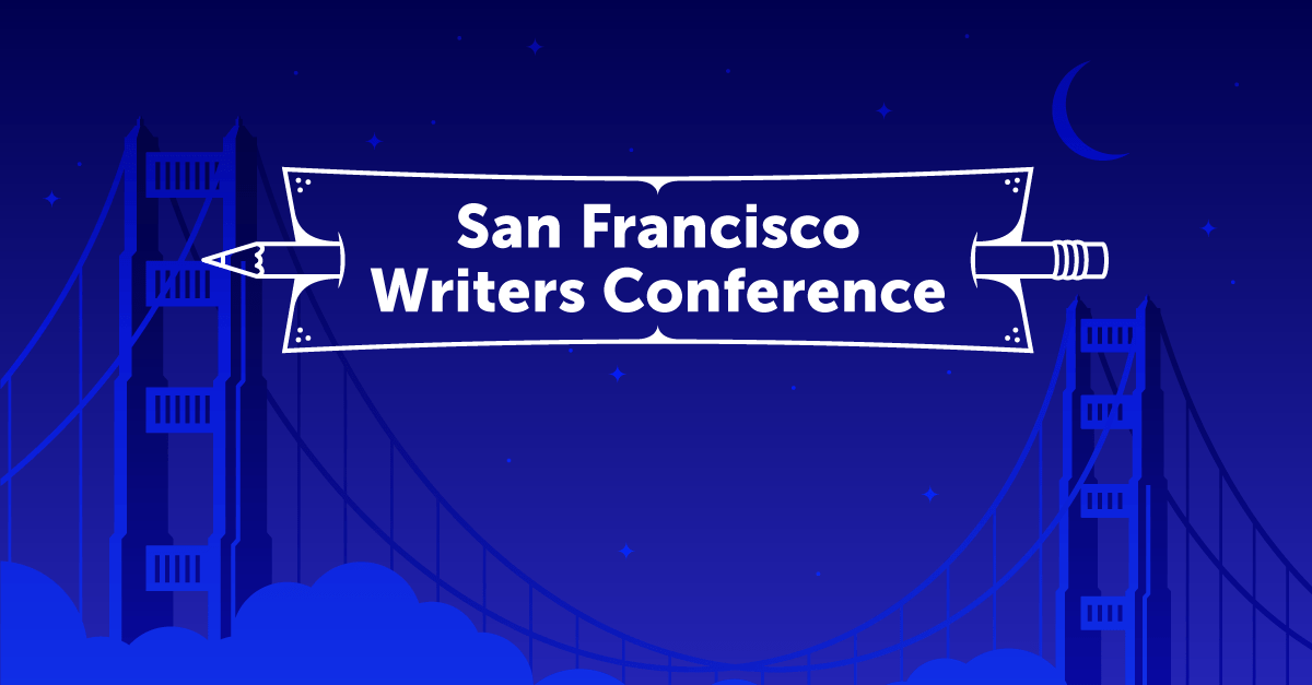 SFWC San Francisco Writers Conference Blog Header Graphic