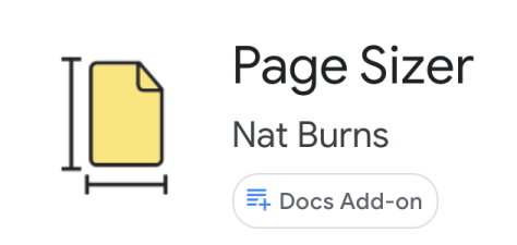 Page Sizer Logo