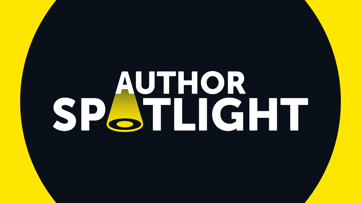 Author Spotlight Updates Blog Graphic