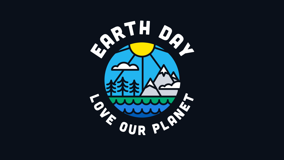 Earth Day Blog Graphic