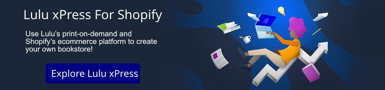 Lulu xPress for Shopify CTA Banner