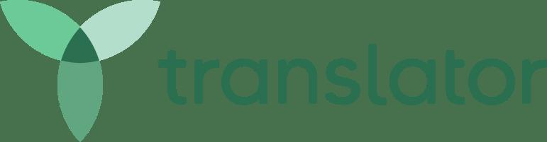 Translator company logo - https://www.translator.company/